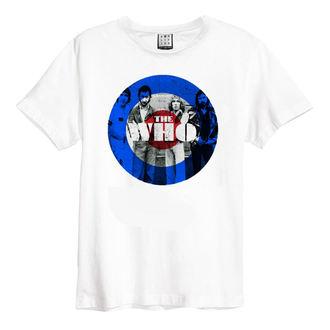 tričko pánské THE WHO - WHT - AMPLIFIED, AMPLIFIED, Who