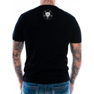 tričko pánské ART BY EVIL -  Andrey Skull 2, ART BY EVIL