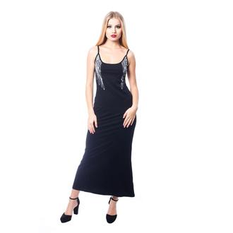 šaty dámské INNOCENT - ANGEL - BLACK, Innocent