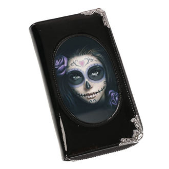 peněženka ANNE STOKES - Day Of The Dead - Black, ANNE STOKES