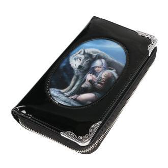 peněženka ANNE STOKES - Protector - Black, ANNE STOKES
