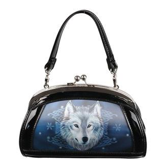 kabelka (taška) ANNE STOKES - Wolf Spirit - Black, ANNE STOKES