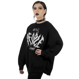 svetr dámský KILLSTAR - Anti People Batwing Knit Sweater, KILLSTAR