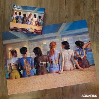 puzzle Pink Floyd - Back Art, NNM, Pink Floyd