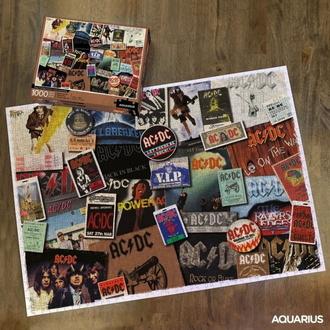 puzzle AC/DC - ALBUMS, NNM, AC-DC