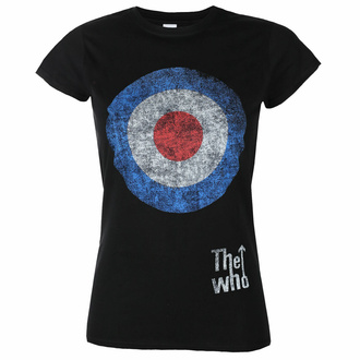 tričko dámské The Who - Target Distress - ROCK OFF, ROCK OFF, Who