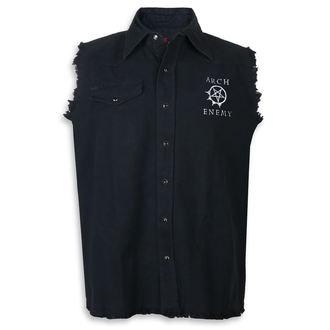 košile pánská bez rukávů (vesta) Arch Enemy - Logo And Symbol - RAZAMATAZ, RAZAMATAZ, Arch Enemy