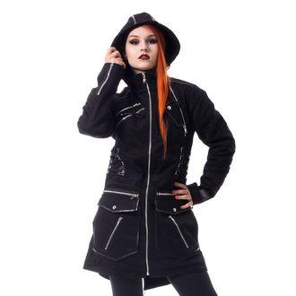 kabát dámský Vixxsin - ARCH PARKA - BLACK, VIXXSIN
