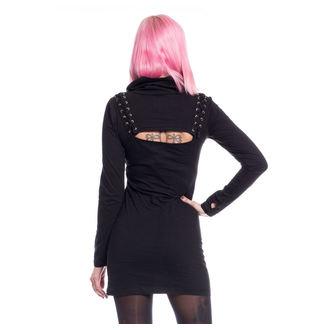 šaty dámské Vixxsin - AREAL - BLACK, VIXXSIN