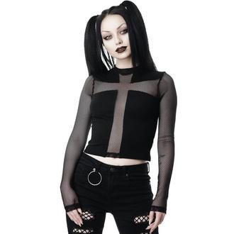 tričko dámské s dlouhým rukávem KILLSTAR - Arsenic - KSRA001177