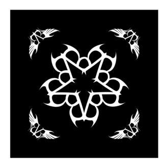šátek BLACK VEIL BRIDES - LOGO - RAZAMATAZ, RAZAMATAZ, Black Veil Brides
