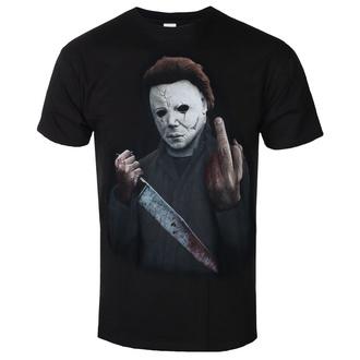 tričko pánské HALLOWEEN - MIDDLE FINGER - PLASTIC HEAD, PLASTIC HEAD, Halloween