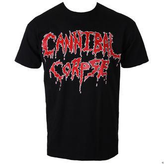 tričko pánské CANNIBAL CORPSE - Logo - NUCLEAR BLAST, NUCLEAR BLAST, Cannibal Corpse