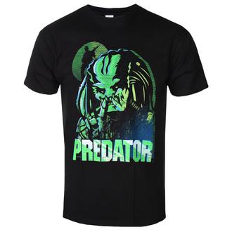 tričko pánské PREDATOR - GREEN LINEAR - PLASTIC HEAD, PLASTIC HEAD, Predator