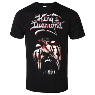 tričko pánské KING DIAMOND - PUPPET MASTER FACE - PLASTIC HEAD, PLASTIC HEAD, King Diamond