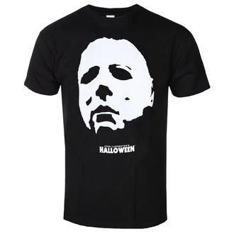 tričko pánské HALLOWEEN - MICHAEL FACE - PLASTIC HEAD, PLASTIC HEAD, Halloween