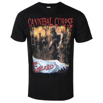 tričko pánské Cannibal Corpse - Tomb Of The Mutilated - PLASTIC HEAD - PH7740