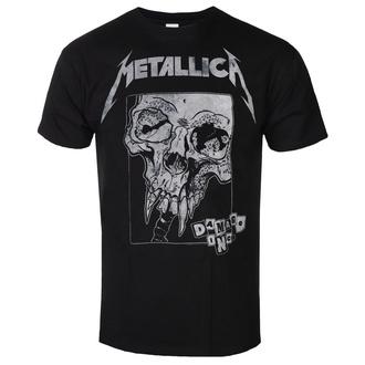 tričko pánské Metallica - Damage Detail - Black - RTMTLTSBDET