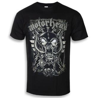 tričko pánské Motorhead - Spiderwebbed Warpig - ROCK OFF, ROCK OFF, Motörhead