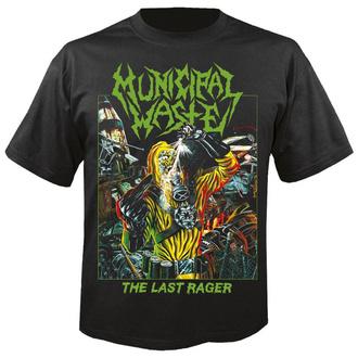 tričko pánské MUNICIPAL WASTE - The last rager - NUCLEAR BLAST, NUCLEAR BLAST, Municipal Waste