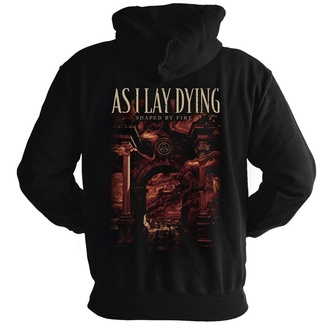 mikina pánská AS I LAY DYING - Shaped by fire - NUCLEAR BLAST, NUCLEAR BLAST, As I Lay Dying