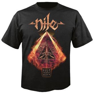 tričko pánské NILE - Vile nilotic rites - NUCLEAR BLAST, NUCLEAR BLAST, Nile