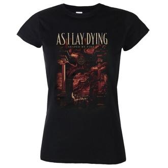 tričko dámské AS I LAY DYING - Shaped by fire - NUCLEAR BLAST, NUCLEAR BLAST, As I Lay Dying