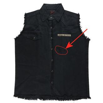 košile pánská bez rukávů (vesta) SYSTEM OF A DOWN - RAND - RAZAMATAZ - POŠKOZENÁ, RAZAMATAZ, System of a Down