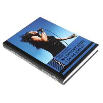 kniha Na divoké jízdě s Janis Joplin - Peggy Casertová, NNM, Janis Joplin