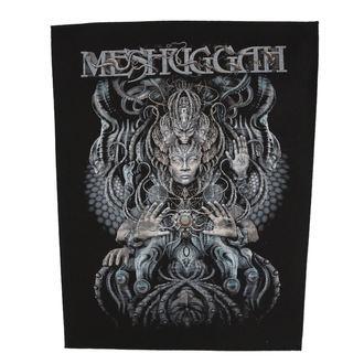 nášivka velká MESHUGGAH - MUSICAL DEVIANCE - RAZAMATAZ, RAZAMATAZ, Meshuggah
