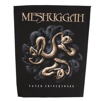 nášivka velká MESHUGGAH - CATCH 33 - RAZAMATAZ, RAZAMATAZ, Meshuggah