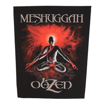 nášivka velká MESHUGGAH - OBZEN - RAZAMATAZ, RAZAMATAZ, Meshuggah