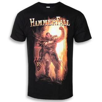 tričko pánské HAMMERFALL - DETHRONE AND DEFY - PLASTIC HEAD, PLASTIC HEAD, Hammerfall