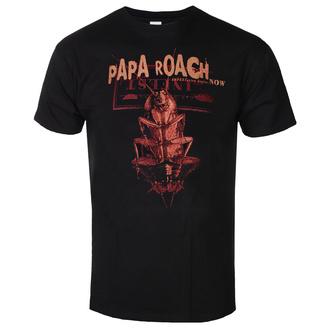 tričko pánské Papa Roach - We Are Going To Infest - Black - KINGS ROAD, KINGS ROAD, Papa Roach