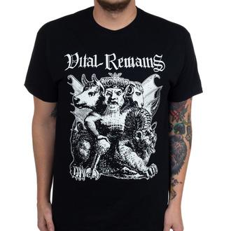 tričko pánské Vital Remains - Asmodaeus - Black - INDIEMERCH, INDIEMERCH, Vital Remains