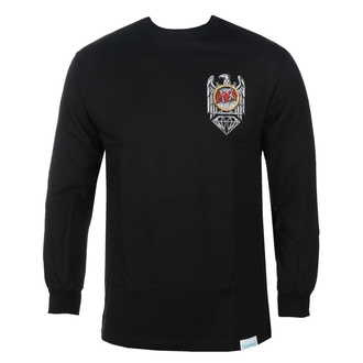 tričko pánské s dlouhým rukávem SLAYER - DIAMOND - Brilliant Abyss - Black - BLK_B20DMPC301S