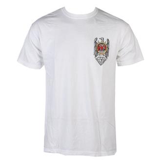 tričko pánské SLAYER - DIAMOND - Brilliant Abyss - White - WHT_B20DMPZ301S