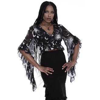 tričko dámské s dlouhým rukávem (top) KILLSTAR - Astral, KILLSTAR
