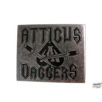 přezka na kožený opasek ATTICUS - Marylebone