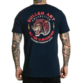 tričko pánské SULLEN - AUBURN TIGER - INDIGO - SCM3141_IN