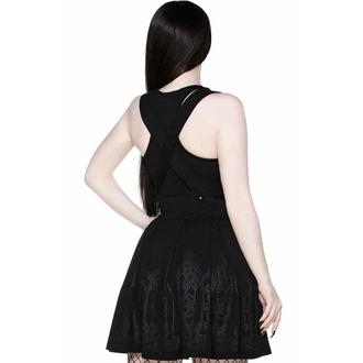 sukně dámská KILLSTAR - Aura - Black, KILLSTAR