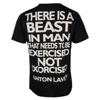 tričko (unisex) BELIAL - LaVey, BELIAL