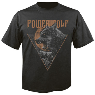 tričko pánské POWERWOLF - Fullmoon - NUCLEAR BLAST, NUCLEAR BLAST, Powerwolf
