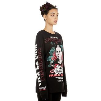 tričko s dlouhým rukávem unisex DISTURBIA - Frida Viva, DISTURBIA