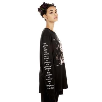 tričko s dlouhým rukávem unisex DISTURBIA - Frida Pleasure, DISTURBIA