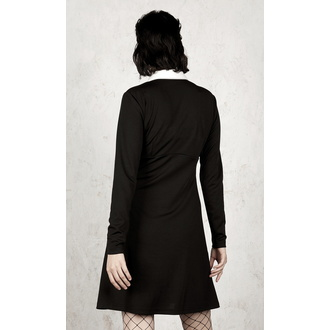šaty dámské DISTURBIA - Wednesday, DISTURBIA