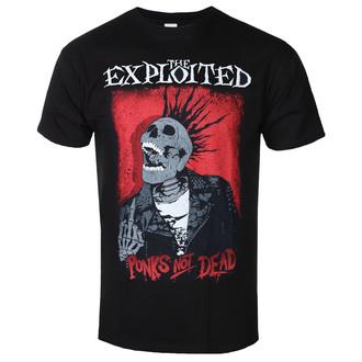 tričko pánské The Exploited - Splatter/Punks Not Dead - RAZAMATAZ, RAZAMATAZ, Exploited