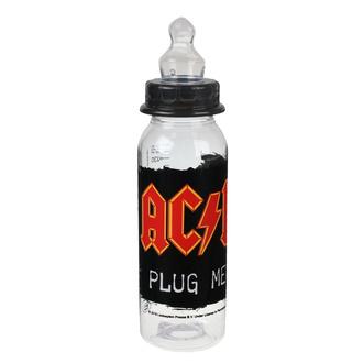 dětská láhev AC/DC - (Plug me in), Metal-Kids, AC-DC