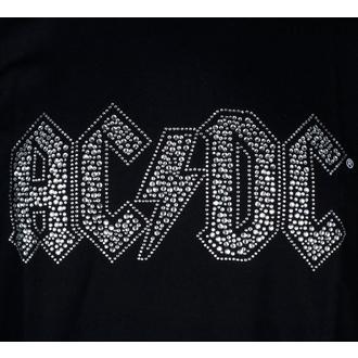 tričko pánské AC/DC - Logo - ROCK OFF, ROCK OFF, AC-DC