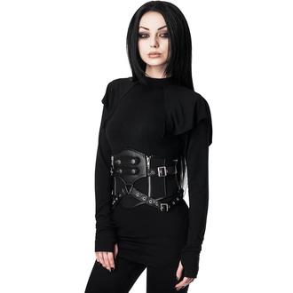 korzet (pás) dámský KILLSTAR - Havoc - BLACK - KSRA001715